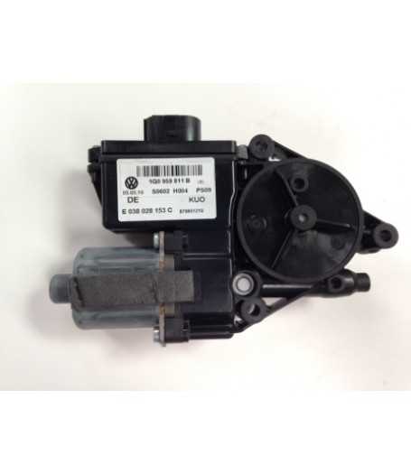 VW EOS Near Side Rear Window Motor Incl ECU 2006 On