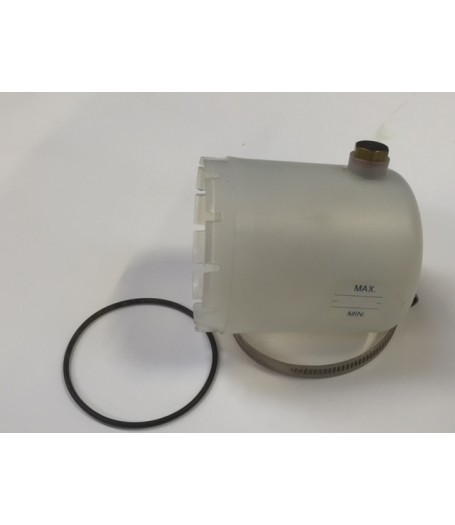 Chrysler Crossfire Cabrio Dak Motor en pomp Reservoir Kit 2003-2008