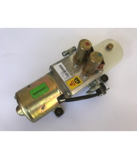 Jaguar X100 XKR Roadster Convertible Roof Motor & Pump Unit 1999-2006 HJC 8241-AA, HJA 8225-EE,