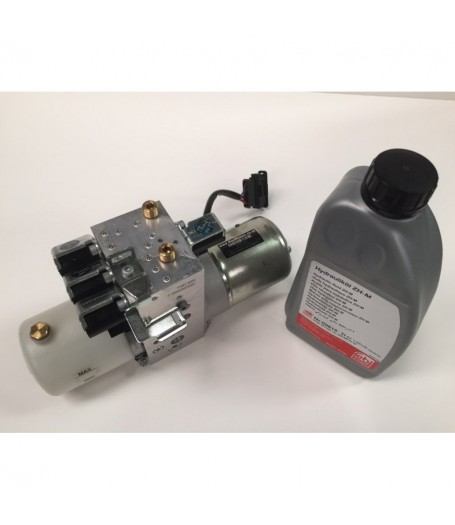BMW Z4 E89 Cabriolet Convertible Roof Motor and Pump 2009-On 54377309634