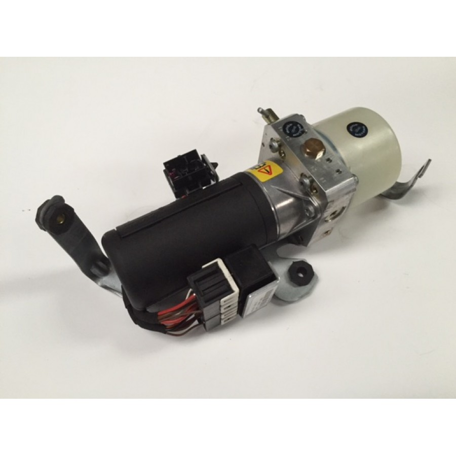 Electric Motor Kit For Volkswagen Beetle: VW Beetle Convertible Hydraulic Roof Motor And Pump Unit